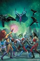 CONVERGENCE: NEW TEEN TITANS #2