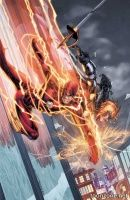 CONVERGENCE: SPEED FORCE #2