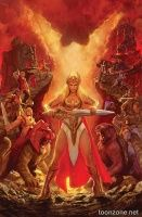 HE-MAN AND THE MASTERS OF THE UNIVERSE VOL. 5: THE BLOOD OF GRAYSKULL TP