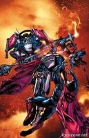 INFINITE CRISIS: FIGHT FOR THE MULTIVERSE #11