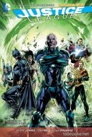 JUSTICE LEAGUE VOL. 6: INJUSTICE LEAGUE HC