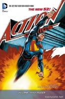 SUPERMAN – ACTION COMICS VOL. 5: WHAT LIES BENEATH TP