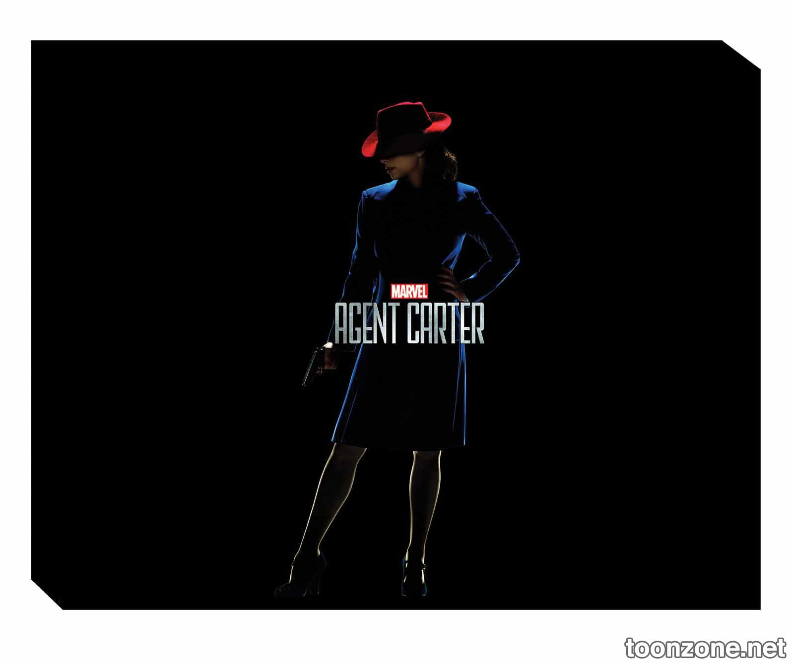 MARVEL'S AGENT CARTER: SEASON ONE DECLASSIFIED SLIPCASE HC