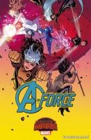 A-FORCE #1 (Russell Dauterman Variant)