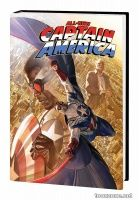 ALL-NEW CAPTAIN AMERICA VOL. 1: HYDRA ASCENDANT PREMIERE HC ROSS COVER (DM ONLY)