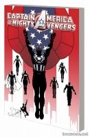 CAPTAIN AMERICA & THE MIGHTY AVENGERS VOL. 1: OPEN FOR BUSINESS TPB