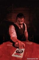 DARK TOWER: THE DRAWING OF THE THREE - HOUSE OF CARDS #3 (of 5)