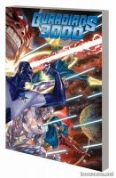GUARDIANS 3000 VOL. 1: TIME AFTER TIME TPB
