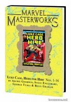 MARVEL MASTERWORKS: LUKE CAGE, HERO FOR HIRE VOL. 1 HC — VARIANT EDITION VOL. 222 (DM ONLY)