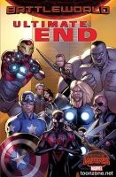 ULTIMATE END #1 (OF 5) (David Marquez Variant)