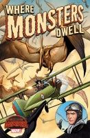 WHERE MONSTERS DWELL #1 (of 5)