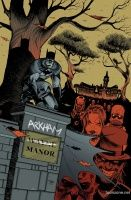 ARKHAM MANOR TP