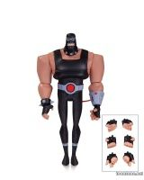 BATMAN ANIMATED SERIES: MAD HATTER, BANE, NIGHTWING AND SCARECROW ACTION FIGURE