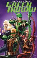 GREEN ARROW: ARCHER'S QUEST DELUXE EDITION HC