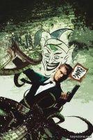 GOTHAM BY MIDNIGHT #6 (Joker Variant)