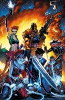 NEW SUICIDE SQUAD VOL. 1: PURE INSANITY TP