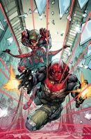 RED HOOD/ARSENAL #1