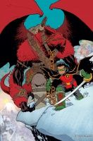 ROBIN: SON OF BATMAN #1