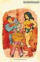 SUPERMAN/WONDER WOMAN #18 (Joker Variant)