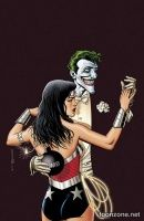 WONDER WOMAN #41 (Joker Variant)
