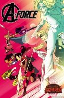 A-FORCE #2 (Variant Cover)
