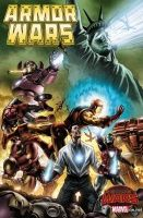 ARMOR WARS #1 (Variant Cover)
