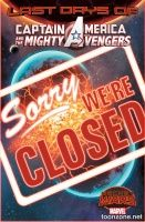 CAPTAIN AMERICA & THE MIGHTY AVENGERS #9
