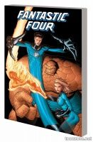 FANTASTIC FOUR BY AGUIRRE-SACASA & MCNIVEN TPB