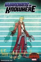 GUARDIANS OF KNOWHERE #1 (Variant Cover B)