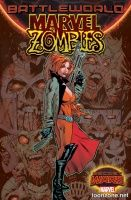MARVEL ZOMBIES #1 (Variant Cover)