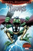 THORS #1 (Variant Cover)