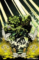 SWAMP THING BY SCOTT SNYDER DELUXE EDITION HC