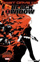 BLACK WIDOW #20