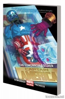 CAPTAIN AMERICA VOL. 5: THE TOMORROW SOLDIER TPB