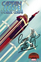 CAPTAIN MARVEL & THE CAROL CORPS #2