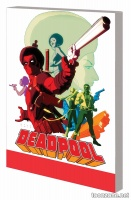 DEADPOOL: FLASHBACKS TPB