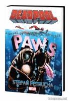 DEADPOOL: PAWS PROSE NOVEL HC