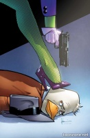 HOWARD THE DUCK #5 (Variant Cover)