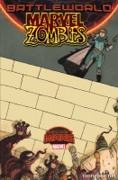 MARVEL ZOMBIES #2 (Variant Cover)