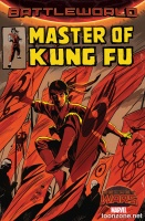 MASTER OF KUNG FU #3 (OF 4)