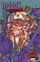 M.O.D.O.K. ASSASSIN #3 (of 5)