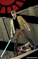 STAR WARS #8 (Variant Cover)