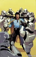 STAR WARS: LANDO #1 (Variant Cover)