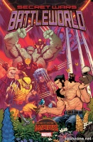 SECRET WARS: BATTLEWORLD #3 (OF 4)