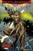 THORS #2 (Variant Cover)