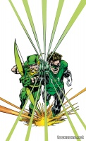 ABSOLUTE GREEN LANTERN/GREEN ARROW HC