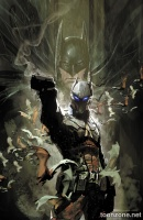 BATMAN: ARKHAM KNIGHT – GENESIS #1