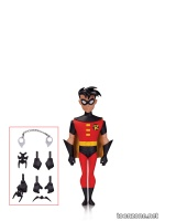 BATMAN ANIMATED SERIES: ROBIN ACTION FIGURE