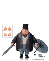 BATMAN ANIMATED SERIES: THE PENGUIN ACTION FIGURE