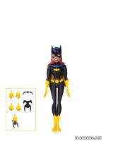 BATMAN ANIMATED SERIES: BATGIRL ACTION FIGURE